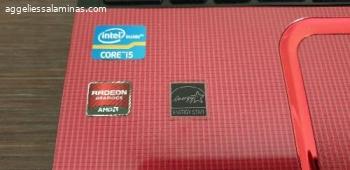 Laptop Toshiba Satellite c850 15,6